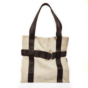Shopping bag in tessuto - cinzia rossi