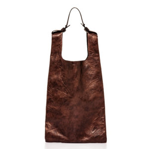 Shopping bag in pelle – cinzia rossi