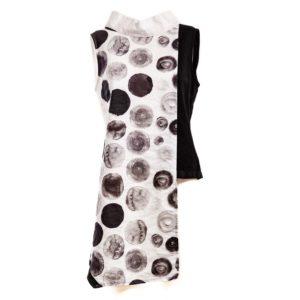 Top in cotone e lino - Cinzia Rossi